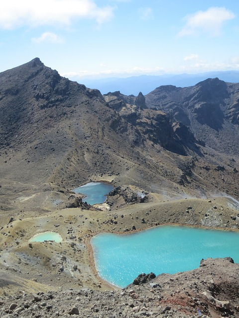 Visit New Zealand - Tongariro National Park