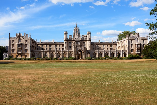 Work and Study Abroad - University of Cambridge