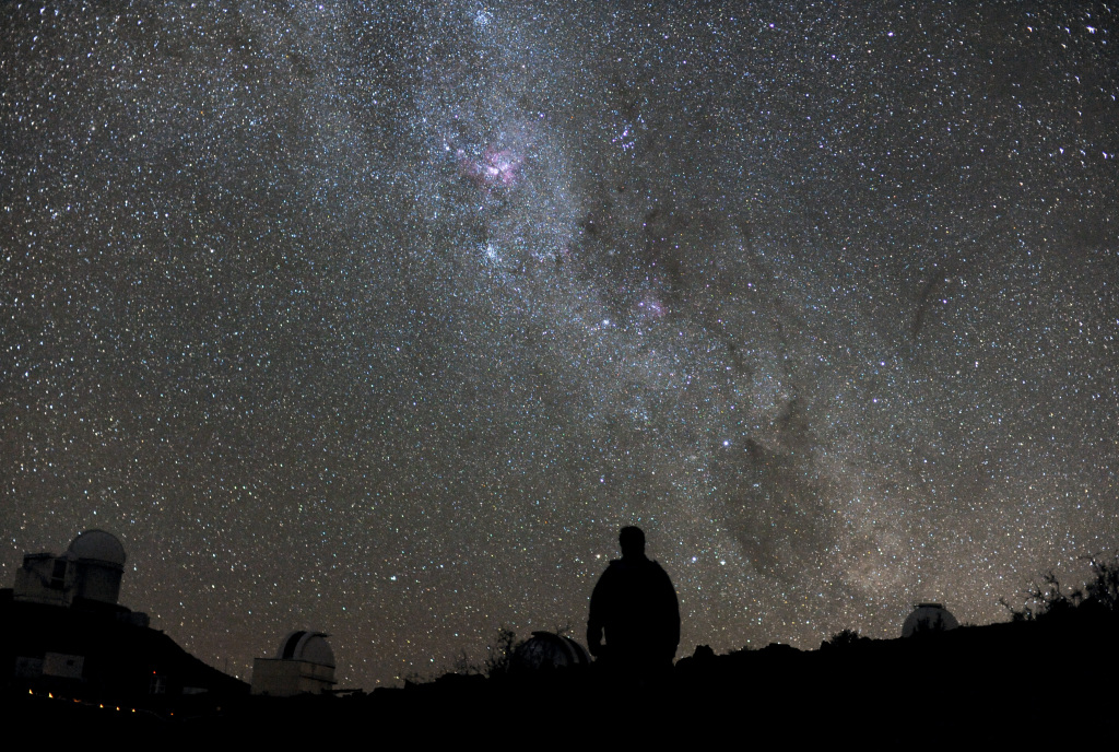 Best Places to Stargaze - Atacama Desert