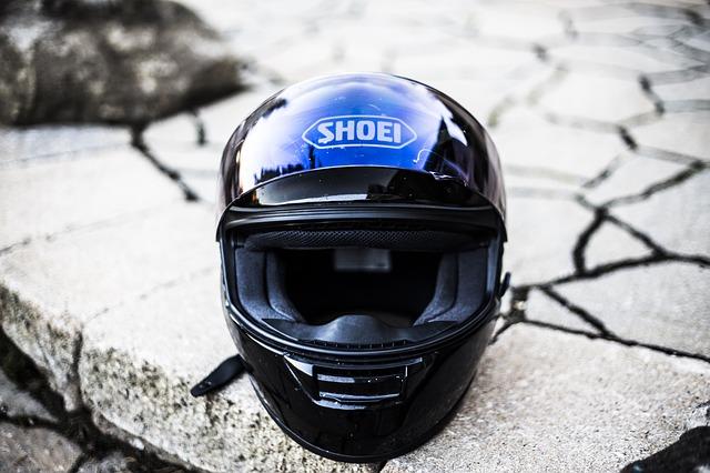 Motorcycle Clothing - Helmet