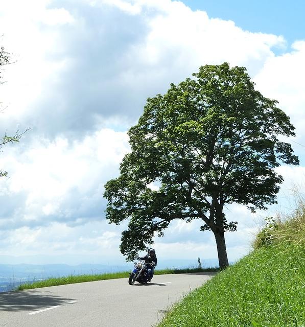 Summer Travel _ Motorcycle Trip