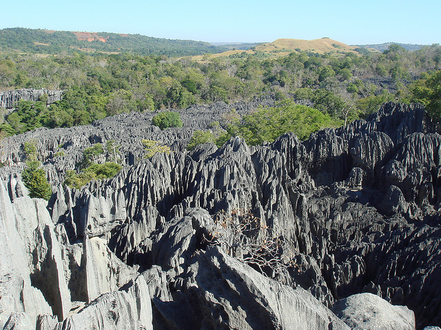 Travel Madagascar - Tsingy de Bemaraha