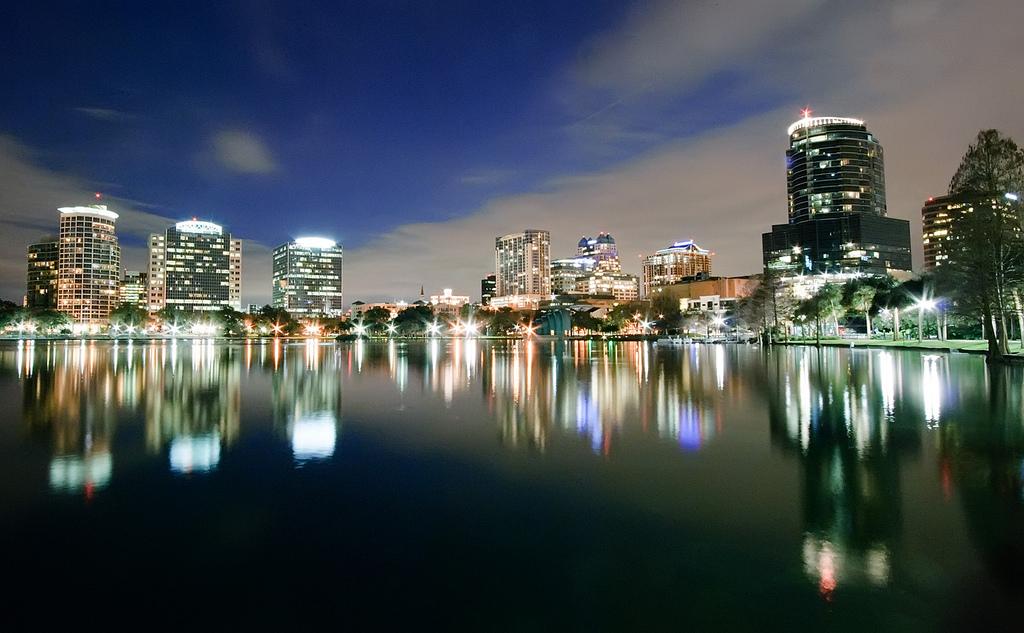 Visit Orlando Florida