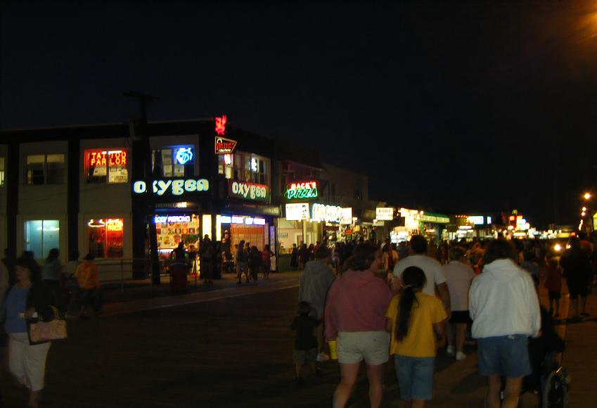 Wildwood - Boardwalk