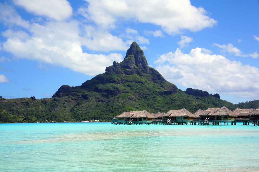 holidays to bora bora