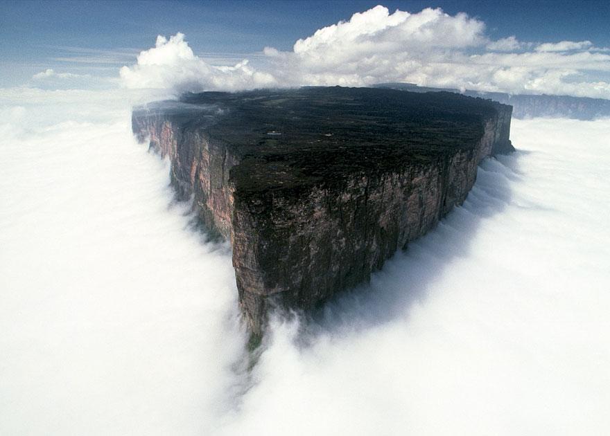 Mount Roraima, Venezuela/Brazil/Guyana