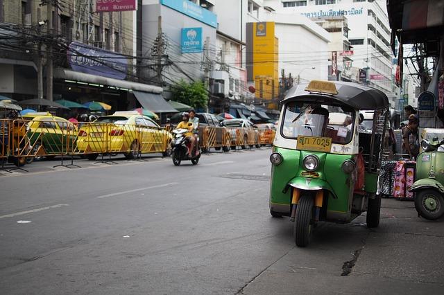 bangkok thailand travel