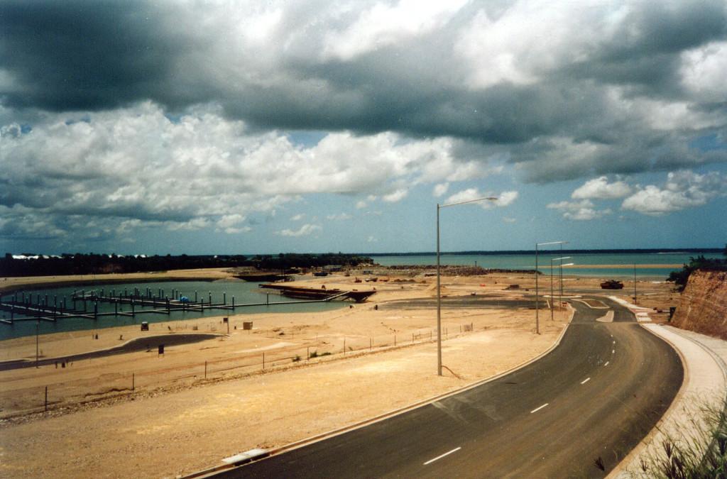 Cullen Bay Darwin Australia