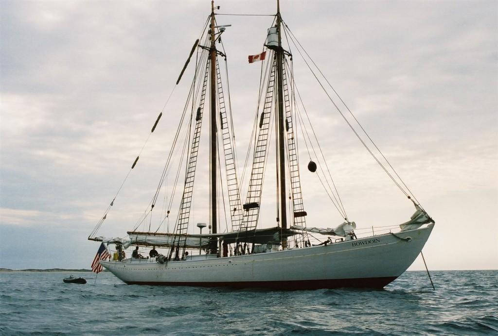 Maine sailing