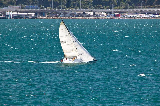 New Zeland sailing