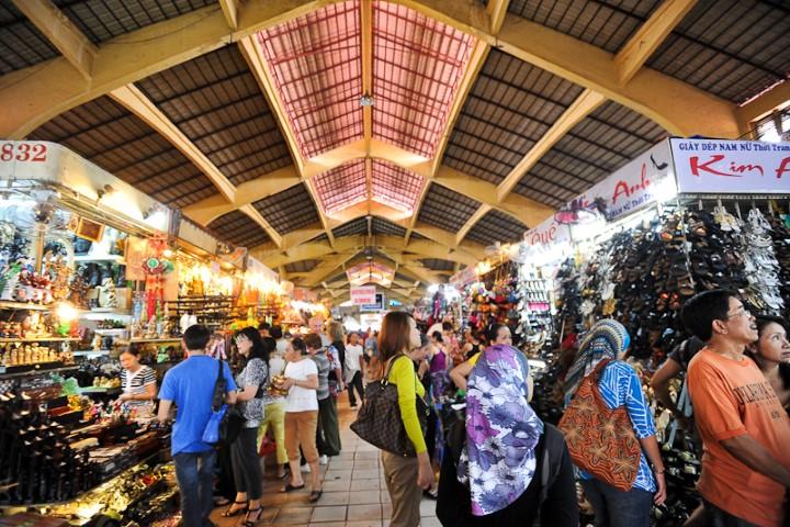 Ben Thanh Market (Chợ Bến Thành)