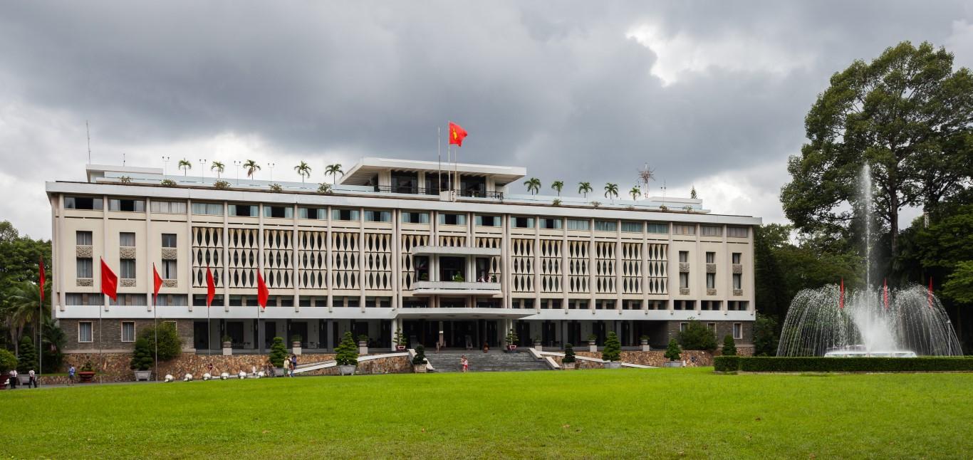 Independence Palace or Reunification Palace Dinh Độc Lập