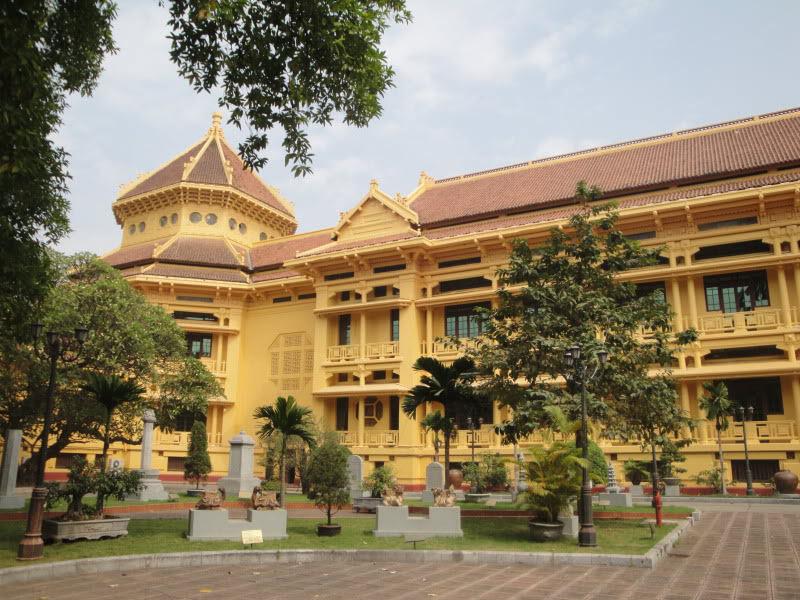 Museum of Vietnamese History (Bảo tàng Lịch sử Việt Nam)