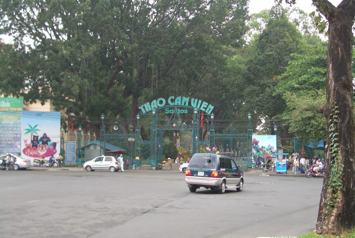 Saigon Zoo and Botanical Gardens (Thảo Cầm Viên Sài Gòn)