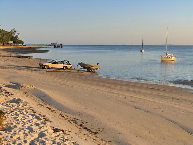 Bribie Island Island in Queensland, Australia