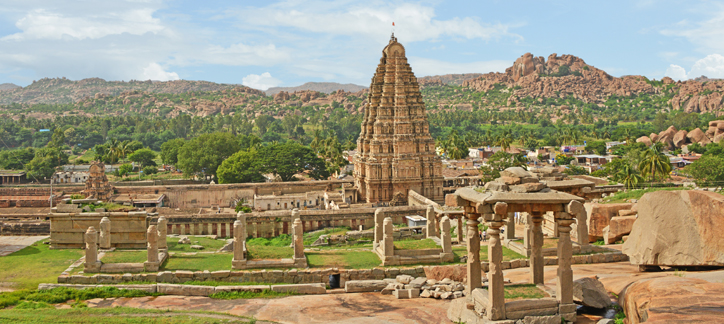hampi - places to visit in karnataka