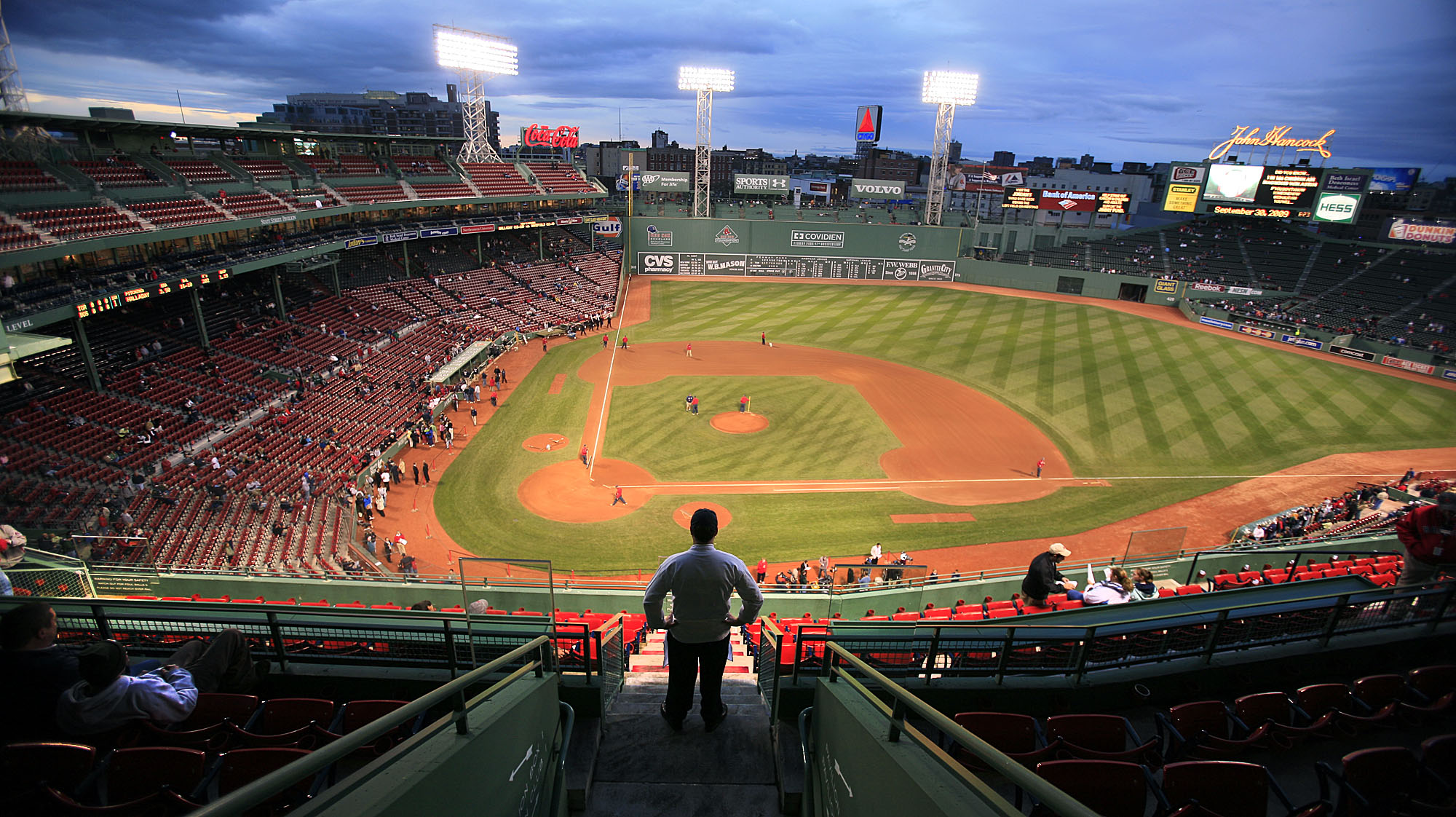 Fenway-park-Things to see in Boston