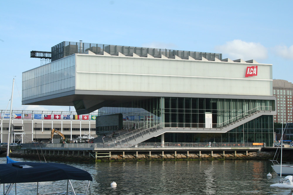 The-Institute-of-Contemporary-Art-Things to see in Boston