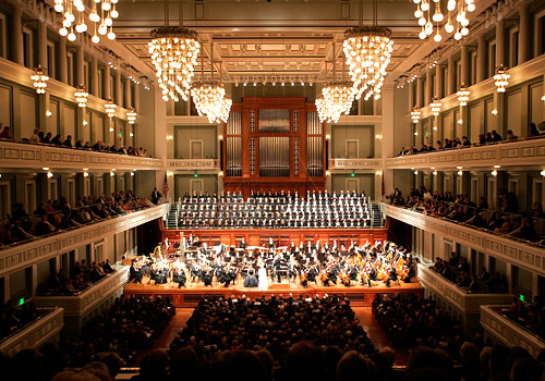 boston-symphony-hall-Things to see in Boston