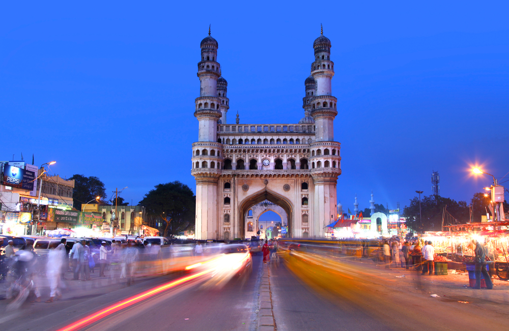 places to visit in Hyderabad India