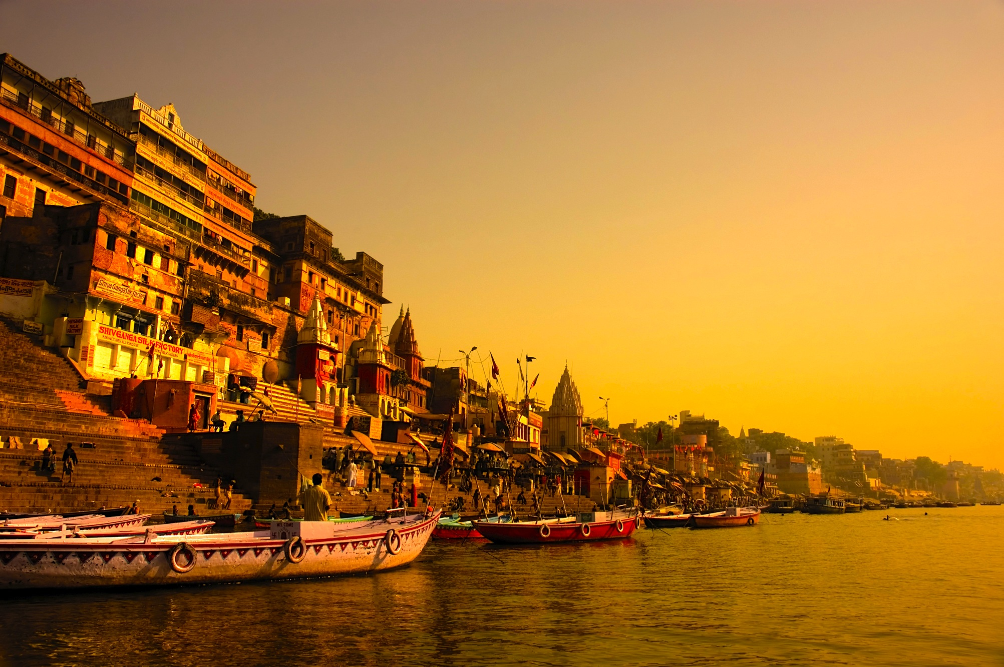 places to visit in Varanasi India