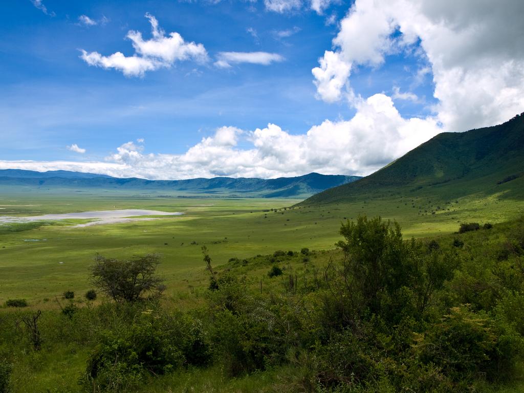Ngorongoro tanzania holidays