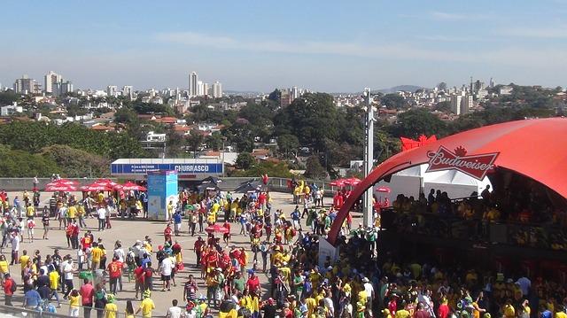 world cup festival in Brazil