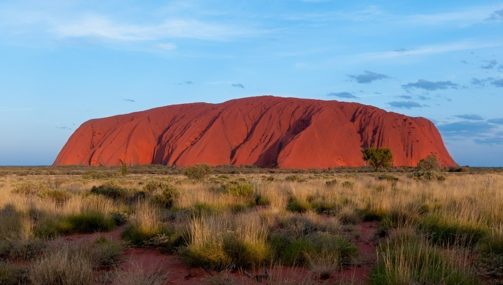 Uluru Ayers Rock - Adventure tours Australia