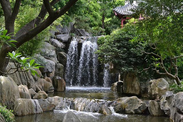 Chinese Friendship Garden Sydney Australia