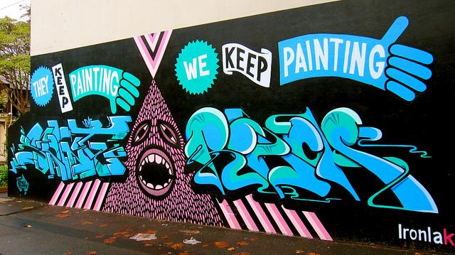 Surry Hills street art