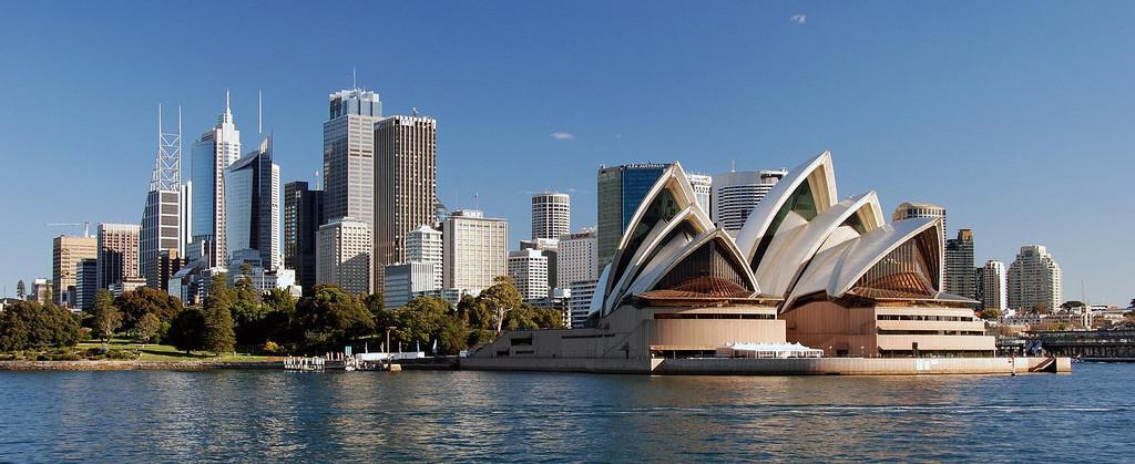 travel to sydney australia