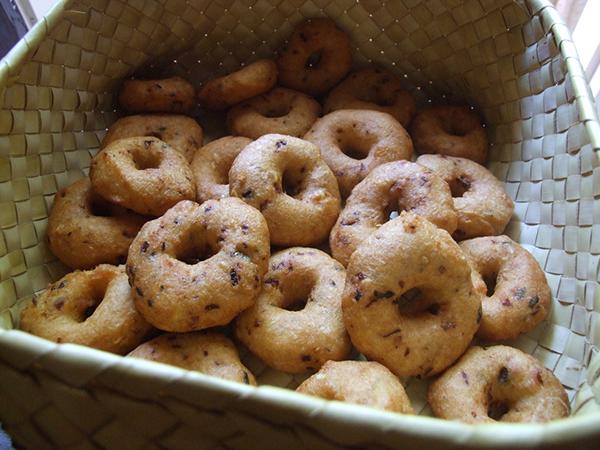 Lentil Donuts
