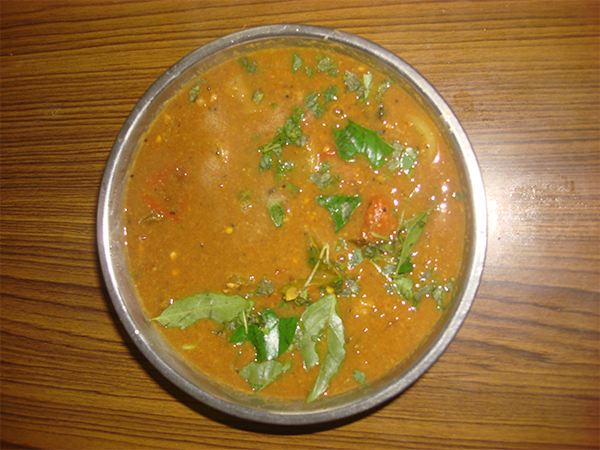 Sambar Indian Foods