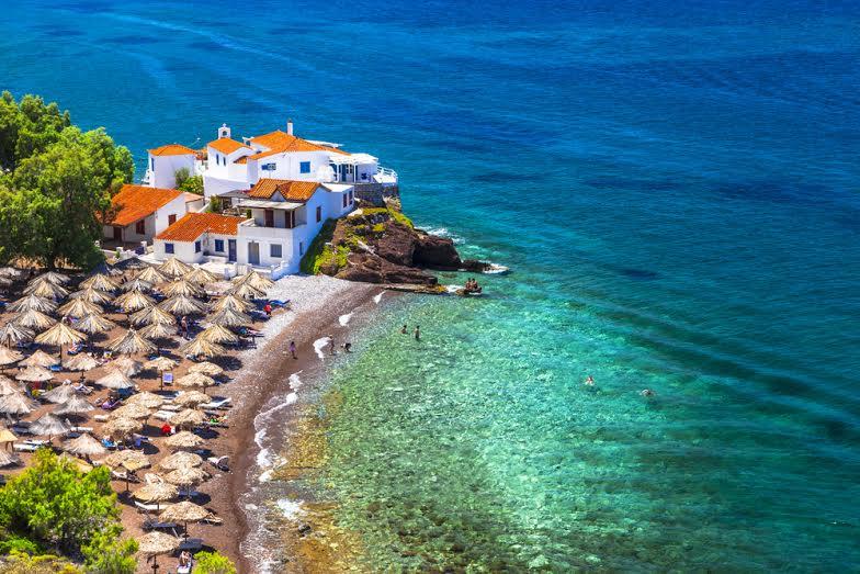 Greek Island Hopping Book