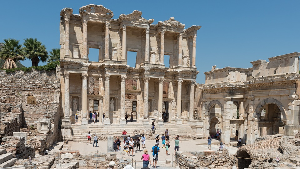 Ephesos Ephesus Turkey