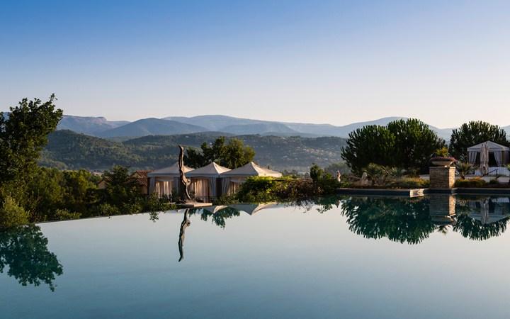 Terre Blanche Spa Hotel, Provence