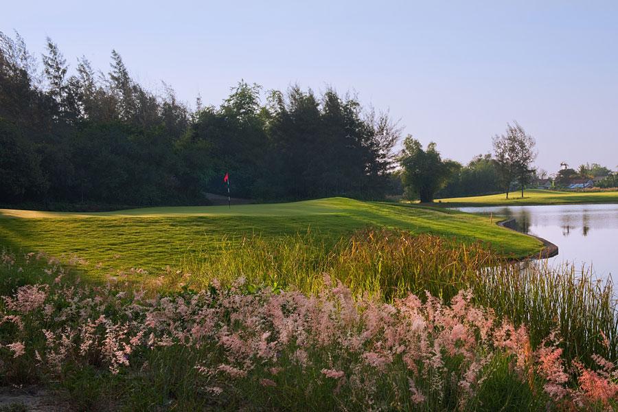 Danang golf destination