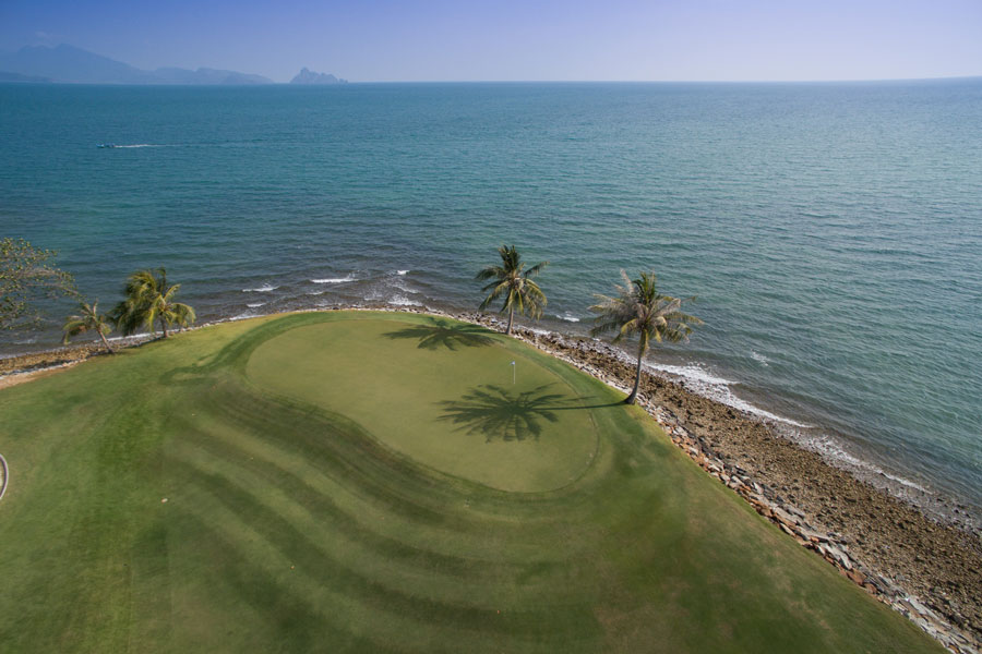 Langkawi golf places
