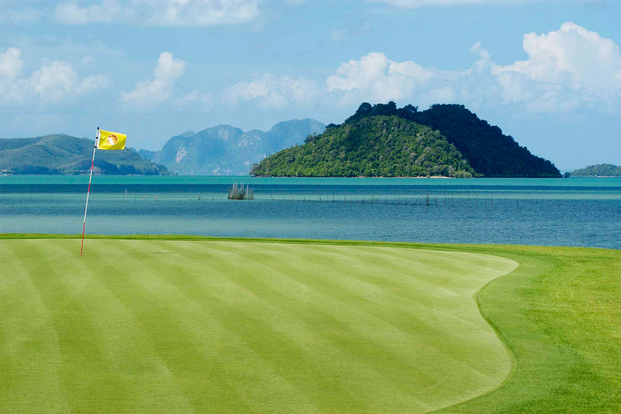 Phuket golf destination