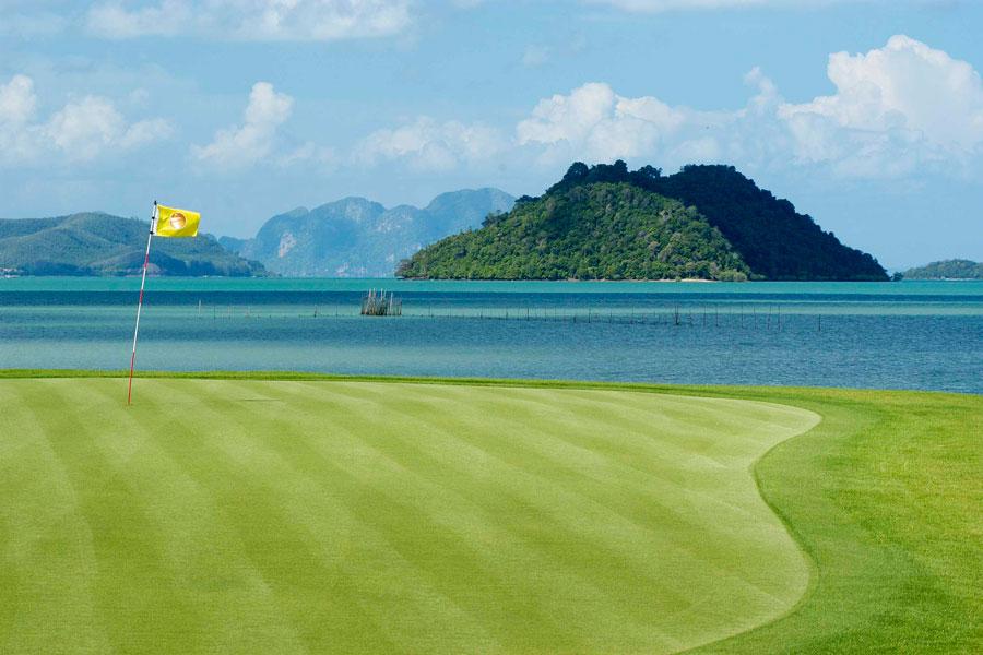 Phuket golf destination