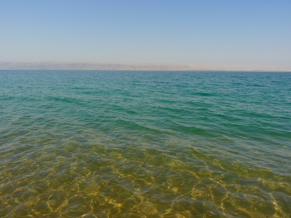 Dead Sea Jordan Holiday