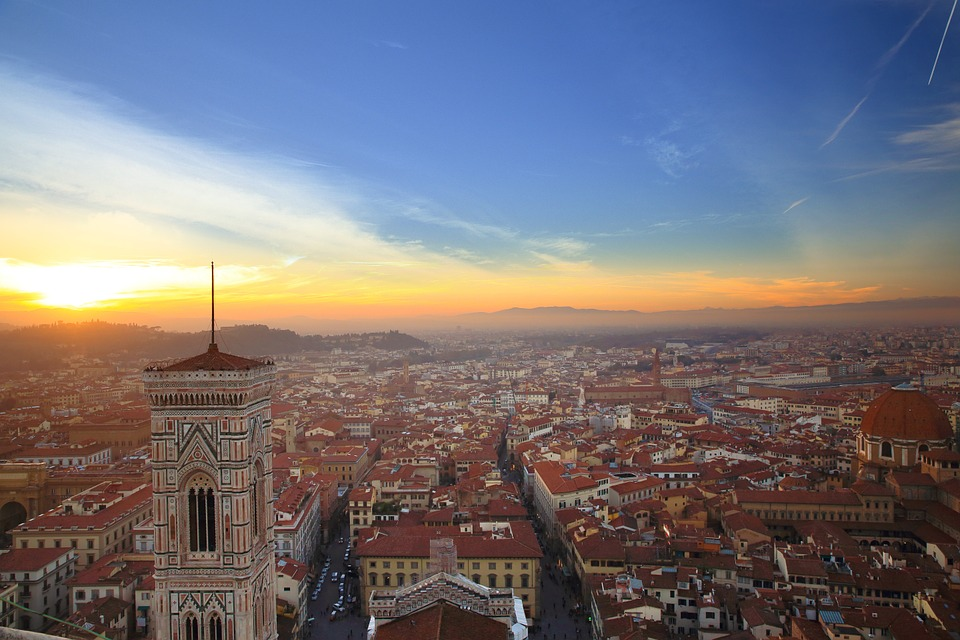 Florence is one of the exotic travel destinations in Europe