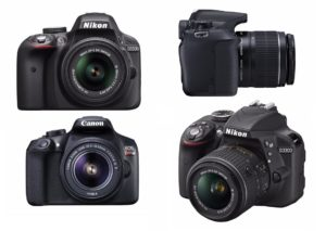 Best DSLR Camera Under $500 For Traveling Review