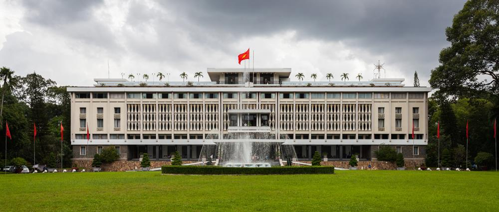 Reunification Hall at Independence Palace