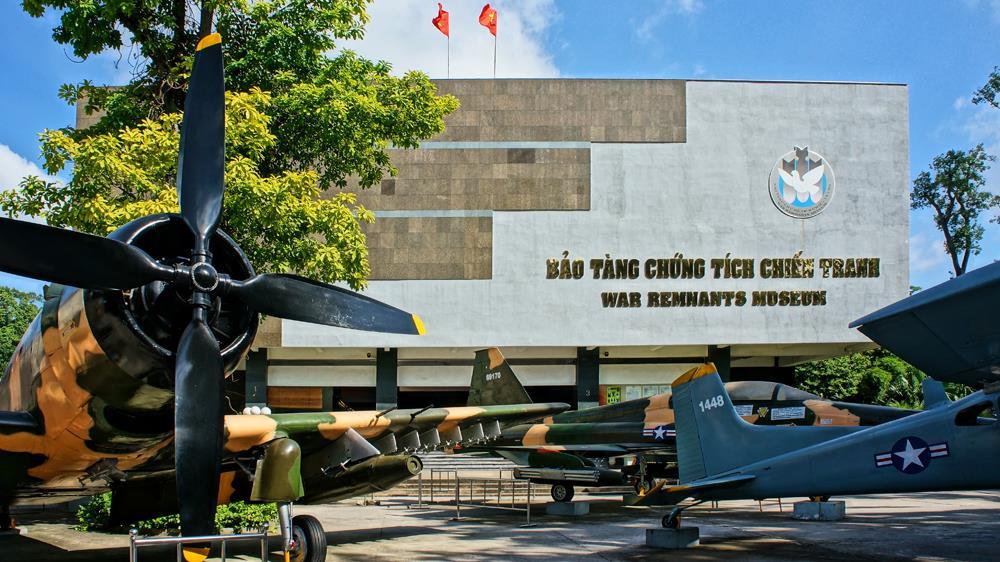 War Remnants Museum Ho Chi Minh City Vietnam