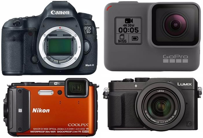 Best Cameras For Outdoor Adventures