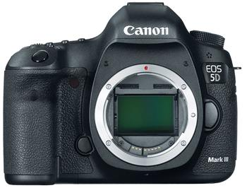 Canon EOS 5D Mark III 22.3 MP