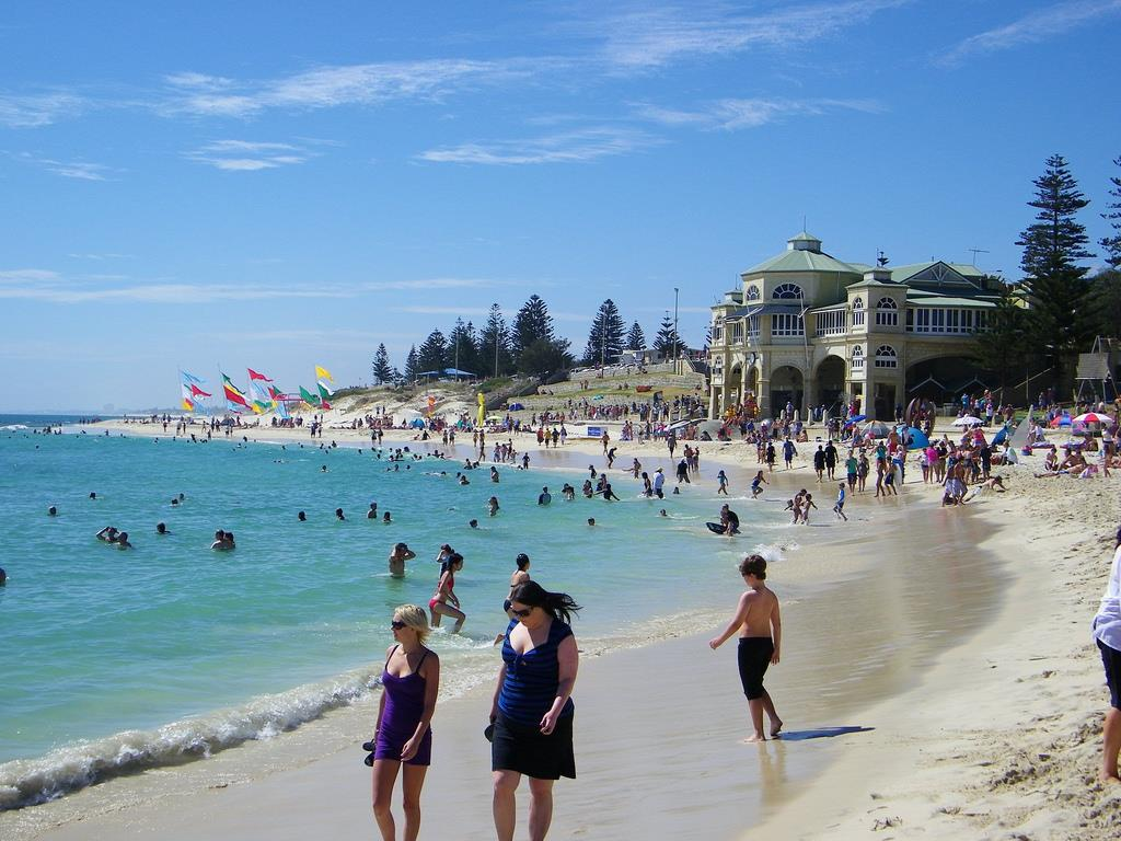 Cafe Cottesloe Beach