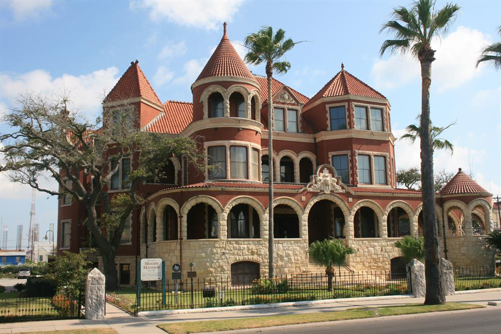 Moody Mansion - Things to do in Galveston