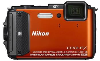 Nikon Coolpix AW130 Shock